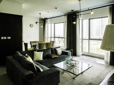 2 Bedroom Flat for Rent in Downtown Dubai, Dubai - Steal Deal|Fully Furnished|Ready to Move in