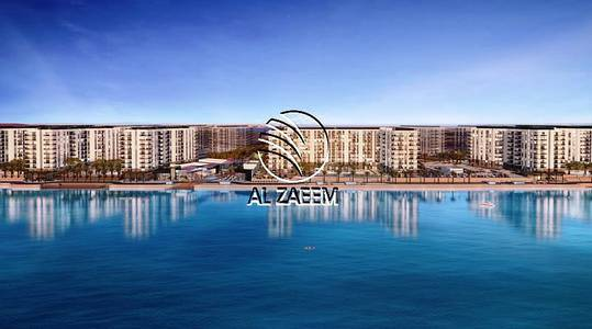 Studio for Sale in Yas Island, Abu Dhabi - Lowest Price! Off-Plan Studio Apartment in Waters Edge