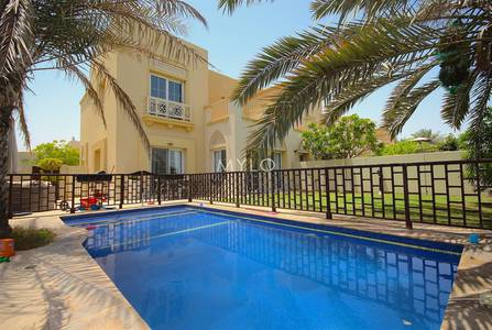 3 Bedroom Villa for Sale in The Springs, Dubai - Exclusive Upgraded 1E | Pool | Full Lake