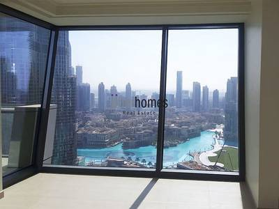 3 Bedroom Flat for Rent in Downtown Dubai, Dubai - 3BR apt w/ burj khalifa and fountain view