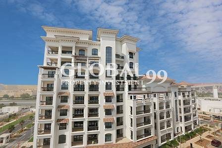 1 Bedroom Apartment for Rent in Yas Island, Abu Dhabi - Furnished 1+Maids in Ansam!Ready to move-in