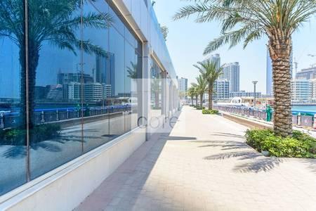 Shop for Sale in Dubai Marina, Dubai - Available Shell and core retail in Orra