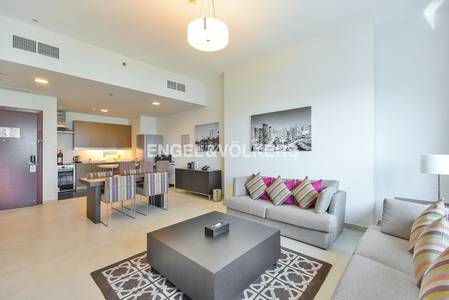 2 Bedroom Hotel Apartment for Rent in Al Barsha, Dubai - Exclusive | Fully serviced and furnished