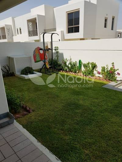 3 Bedroom Villa for Rent in Town Square, Dubai - Type 6 | 3BR + Maid | Hayat Villa | Townsquare FOR RENT