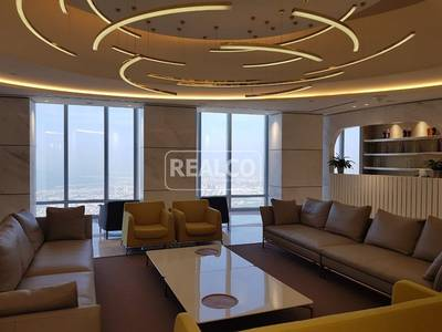 Floor for Sale in Downtown Dubai, Dubai - 360 View | Burj Khalifa I Highest floor in the world