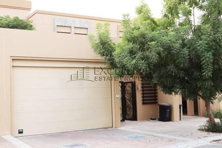 4 Bedroom Villa for Rent in Khalifa City A, Abu Dhabi - Stunning Classic 4 Bedroom Villa with Maids Room in Golf Garden