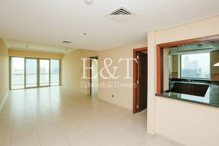 1 Bedroom Flat for Rent in Downtown Dubai, Dubai - 2 bed | Great deal | Low floor Sea view
