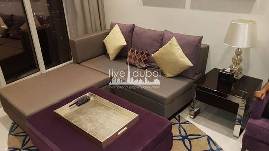 2 Bedroom Flat for Rent in Downtown Dubai, Dubai - MH - 135K IN 2 CHEQS