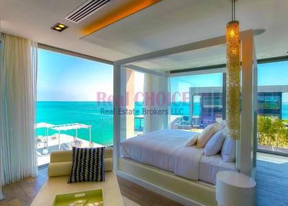 4 Bedroom Villa for Sale in Nurai Island, Abu Dhabi - Corner Luxury 4BR Water Villa|Nurai Island