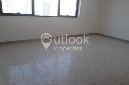 3 Bedroom Flat for Rent in Al Najda Street, Abu Dhabi - BIG SIZE GORGEOUS 3BHK+MAIDS+2BALCONY near ADNOC!