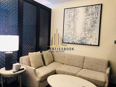Studio for Rent in Downtown Dubai, Dubai - Live in Luxury Large Studio in The Address Dubai Mall | Chiller Free