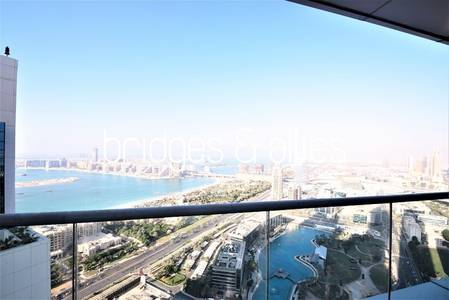 3 Bedroom Flat for Rent in Dubai Marina, Dubai - Magnificent Sea View | Huge 3 Bed + Maid