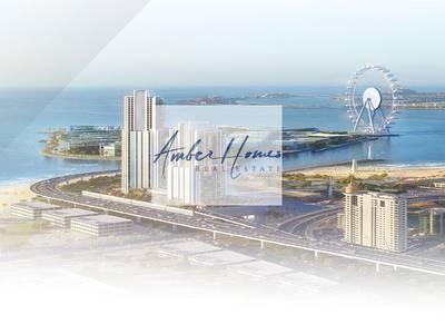 2 Bedroom Apartment for Sale in Dubai Marina, Dubai - Full Sea View  | Prime 2BR Unit | 02 Series