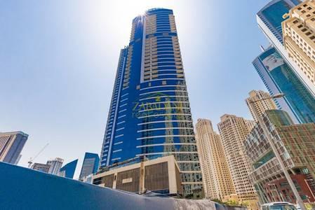 Studio for Rent in Dubai Marina, Dubai - Chiller Free! Vacant Studio for AED 58000 in Bay Central
