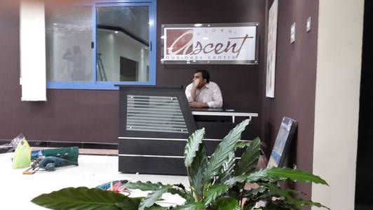 Office for Rent in Mussafah, Abu Dhabi - Office Space for Rent 29 sq. m
