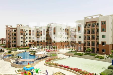 Studio for Rent in Al Ghadeer, Abu Dhabi - Ready to move in Studio apt w/ Facilities