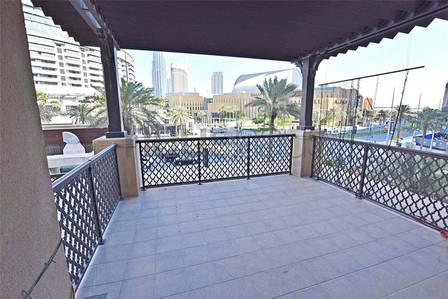 Tenanted || Huge terrace || Blvd facing