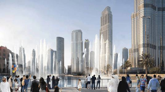 1 Bedroom Apartment for Sale in Downtown Dubai, Dubai - Sleek 1-Bedroom Apartment Available for Off-Plan Sale in Grande
