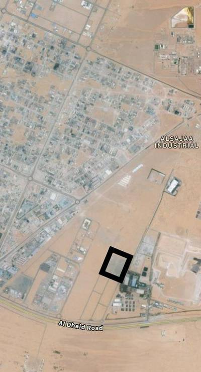 Industrial Land for Sale in Al Saja, Sharjah - Land For Sale In Sajja Industrial Area