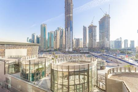 1 Bedroom Apartment for Sale in Downtown Dubai, Dubai - Rented Apartment  Low Floor Opera View .