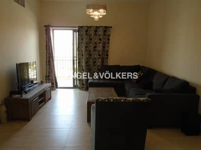 Spacious 1 bedroom for sale - Azizi Iris