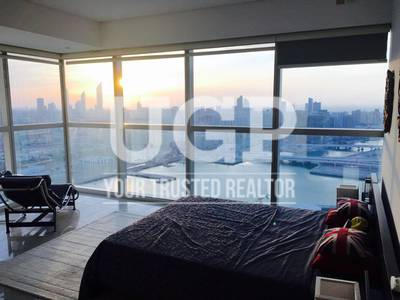 5 Bedroom Penthouse for Rent in Al Reem Island, Abu Dhabi - Vacant now! Furnished Penthouse for Rent