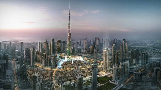1 Bedroom Flat for Sale in Downtown Dubai, Dubai - Well-priced One Bed in Burj Royale