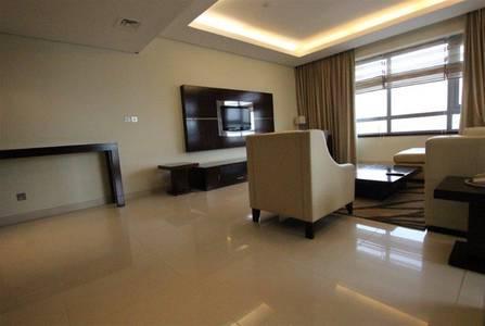 1 Bedroom Flat for Rent in Dubai Media City, Dubai - Luxurious 4 STAR 1BR Hotel Apartment in Media City