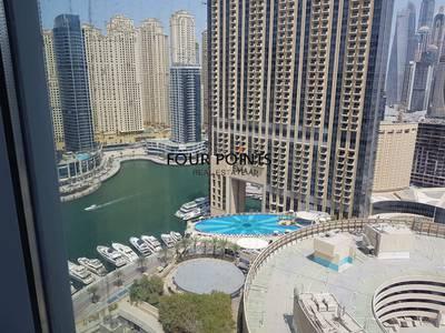 Office for Sale in Dubai Marina, Dubai - Amazing Fitted Office in Marina Plaza for Sale