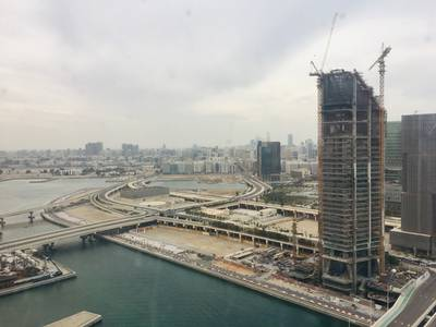 2 Bedroom Apartment for Rent in Al Reem Island, Abu Dhabi - Sea View  - Maids Room - 1 Parking Space