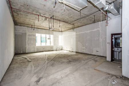 Floor for Rent in Sheikh Zayed Road, Dubai - Well Located | Half Floor Office | DED