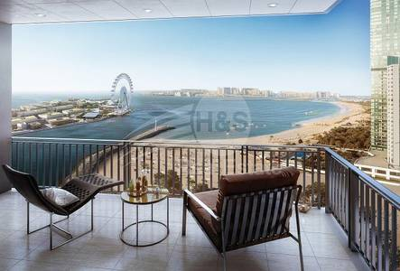 1 Bedroom Flat for Sale in Dubai Marina, Dubai - Full Sea & Dubai eye Views | Perfect Location