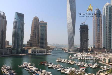 2 Bedroom Apartment for Sale in Dubai Marina, Dubai - Large 2 Bedroom +S Full Marina View