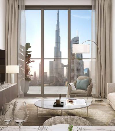 2 Bedroom Flat for Sale in Downtown Dubai, Dubai - 3 Bedroom with Panoramic Burj Khalifa View
