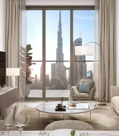 2 Bedroom Flat for Sale in Downtown Dubai, Dubai - 3 Bedroom with Panoramic Burj Khalifa View