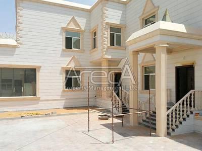 5 Bedroom Villa for Rent in Al Mushrif, Abu Dhabi - Brand New Standalone Commercial Villa! 5 Bed in Al Mushrif Area