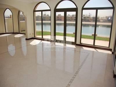 5 Bedroom Villa for Rent in Palm Jumeirah, Dubai - Ready 5 BR | Med/Atirum Entry | Sea views