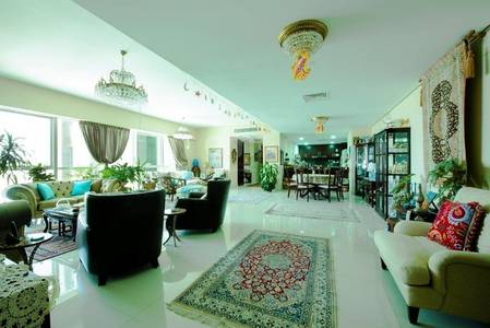 4 Bedroom Flat for Sale in Al Reem Island, Abu Dhabi - 4BR + maid's room with spectacular sea view
