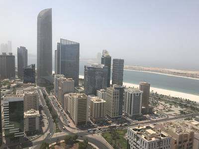 1 Bedroom Flat for Rent in Corniche Area, Abu Dhabi - Sea views and Sunsets - Modern 1 BR Luxury