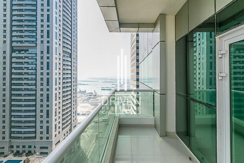 Balcony | Closed Kitchen | Great Returns