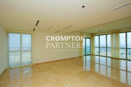 3 Bedroom Flat for Rent in Zayed Sports City, Abu Dhabi -  Balcony