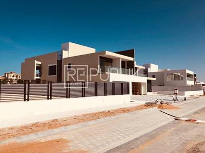 5 Bedroom Villa for Sale in Saadiyat Island, Abu Dhabi - Premium Quality 5BR Villa in Jawaher Off Plan