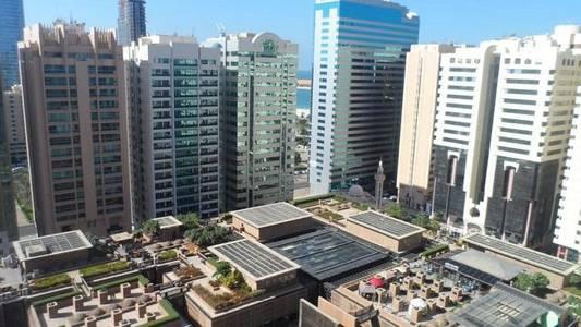2 Bedroom Apartment for Rent in Liwa Street, Abu Dhabi - Vacant Spacious 2BR located -Liwa Street Liwa Street