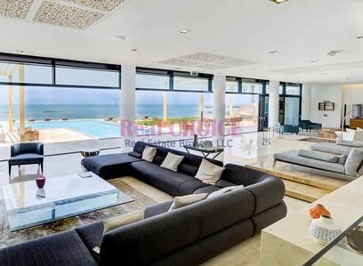 4 Bedroom Villa for Sale in Nurai Island, Abu Dhabi - Luxury 4BR Villa|Private Beach