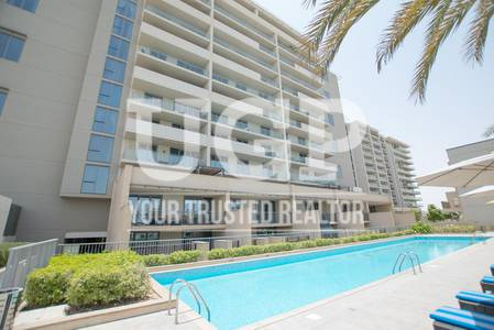 2 Bedroom Apartment for Sale in Al Raha Beach, Abu Dhabi - Huge Layout 2BR with Complete Facilities
