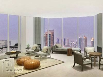 1 Bedroom Apartment for Sale in Downtown Dubai, Dubai - Motivated High Floor 1 BR serviced apartment