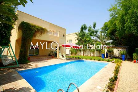 4 Bedroom Villa for Sale in The Meadows, Dubai - Exclusive |Newly Refurbished |View Today