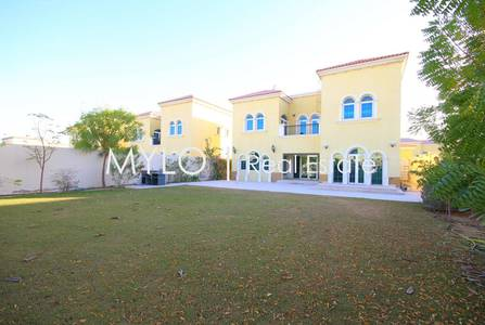 3 Bedroom Villa for Sale in Jumeirah Park, Dubai - High ROI 3BR Small District 5 Legacy VOT