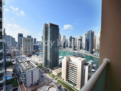 3 Bedroom Apartment for Sale in Dubai Marina, Dubai - Marina/SZR View