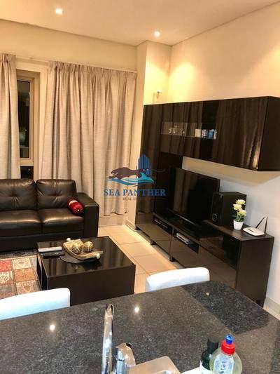 1 Bedroom Flat for Rent in Dubai Marina, Dubai - Spacious 1BHK Apt Chiller Free in Marina